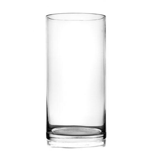 Glass Vase 19cm