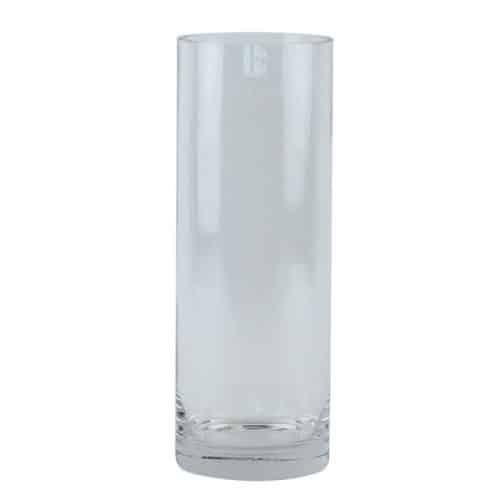 35cm Glass Vase