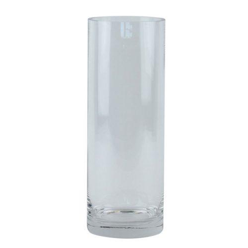 25cm Glass Vase