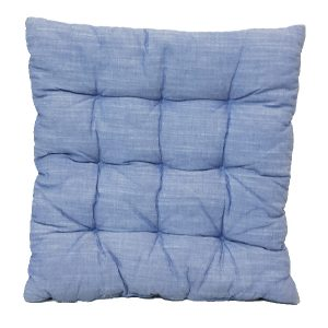 35cm Light Blue Seat Cushion