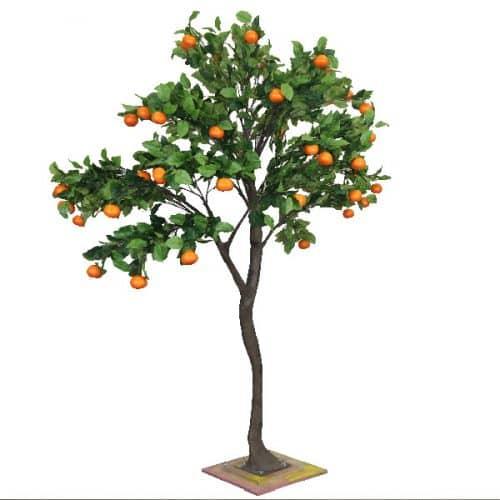 3m Orange Tree
