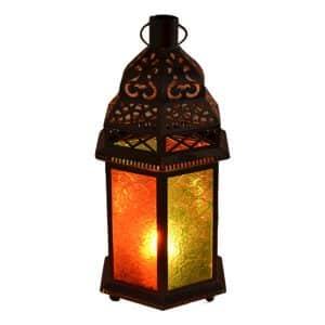 Contemporary Moroccan Medium Assorted Glass Lanterns