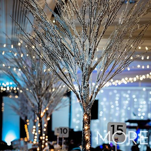 6ft Frozen Tree