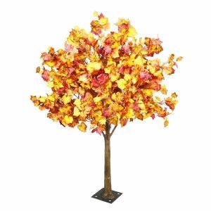 6ft Autumn Tree