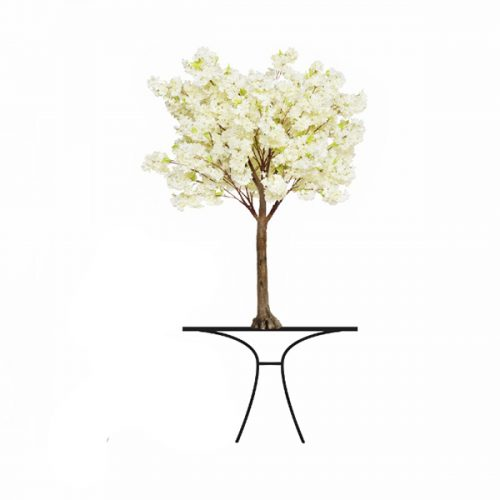 6ft White Blossom Tree