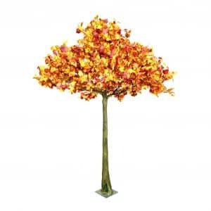 4m Autumn Tree