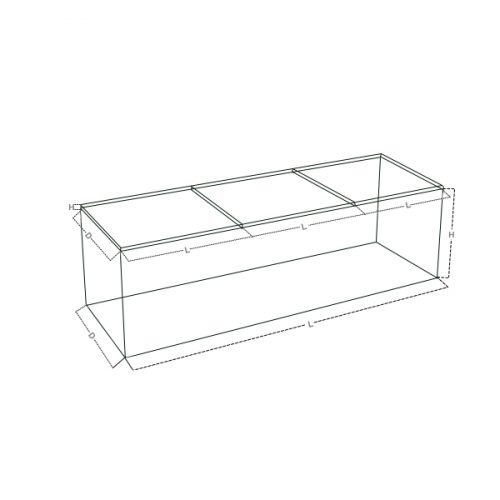Reflection Bench Seat