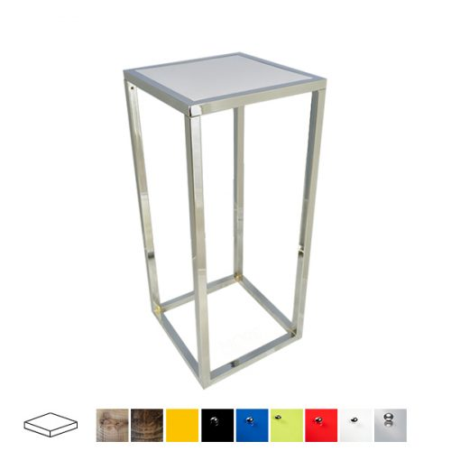 Reflection Poseur Table