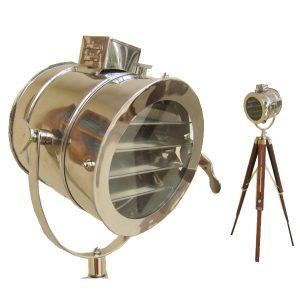 Cannon Tripod Light 1920s