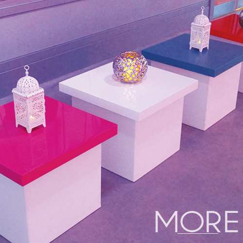 Colours Square Coffee Table
