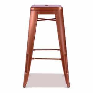 Vintage Copper Tolix Stool