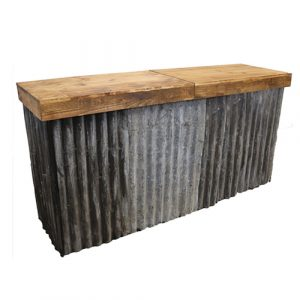 Corrugated Iron Bar