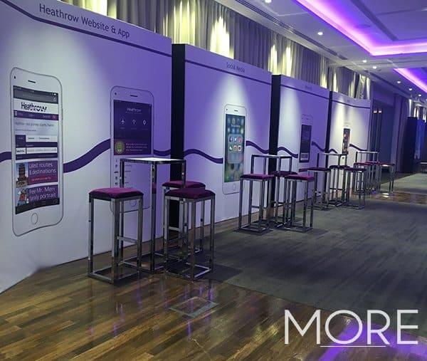 Exhibition Stand & Furniture Heathrow