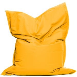 Yellow Fat Boy Bean Bag Cover
