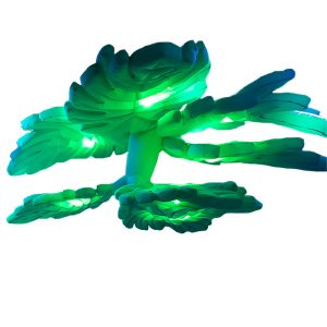 4.5M x 3M Neon Inflatable Leaf