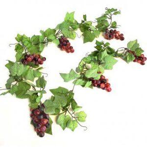 Grape Vine Garland 160cm