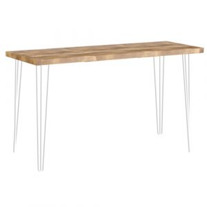 Hairpin Large Poseur Table