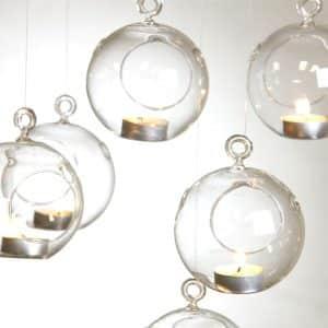 Hanging Bauble Tealight