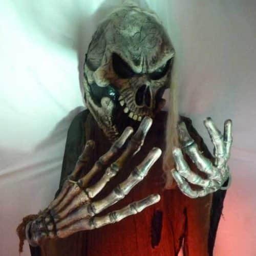 Hanging Skeleton Ghoul