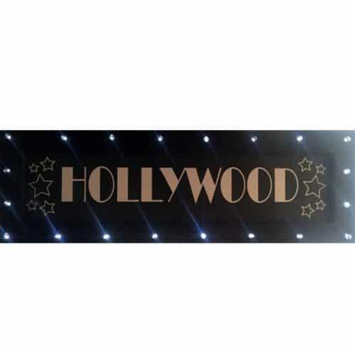 Hollywood Sign Insert