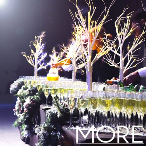 LED Tree Table Centre