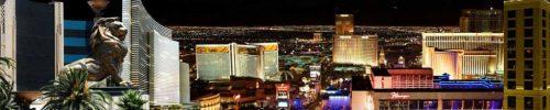 Las Vegas Skyline Backdrop 1