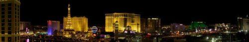 Las Vegas Skyline Backdrop 2