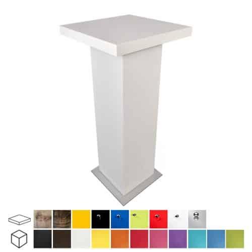 Colours Poseur Table