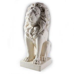White Lion Statue P.E