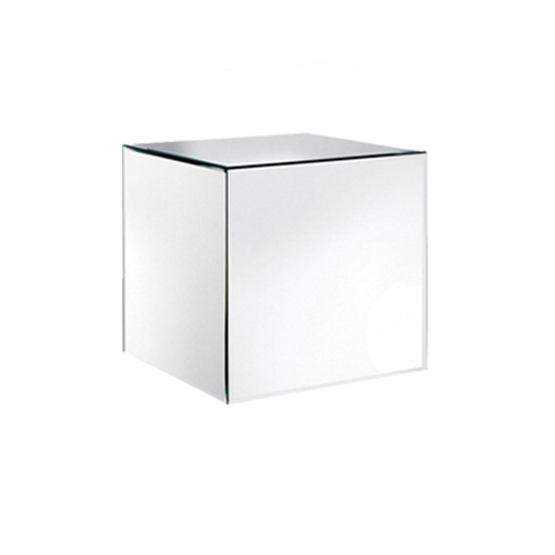 Coffee Table Mirror Cube