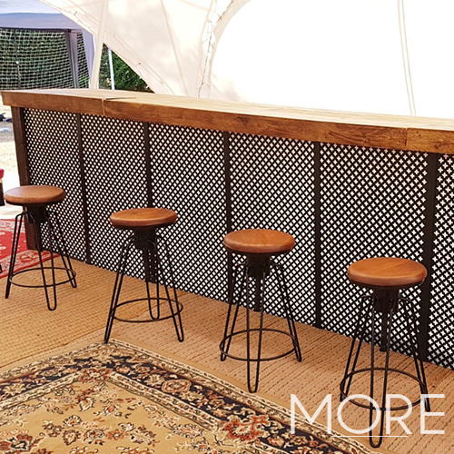 2m Moroccan Bar
