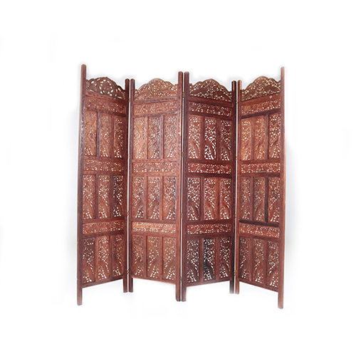Traditional Wooden Moroccan Screens
