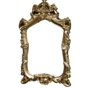 Portrait Ornate Mirror
