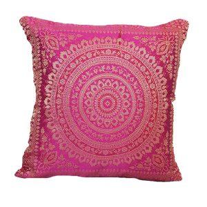 Pink Moroccan Cushion