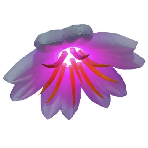 Neon Inflatable Flower
