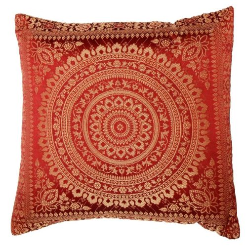 Red Moroccan Cushion