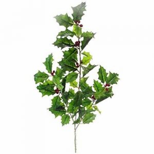 Red Holly Sprig Small