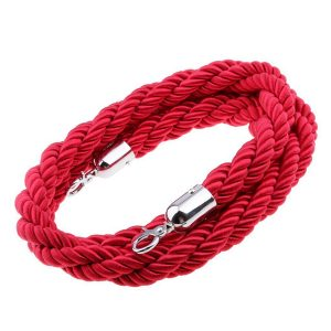 Entrance Rope Red