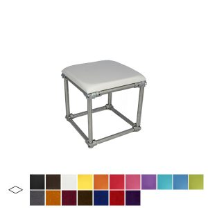 Industrial Cube Seat