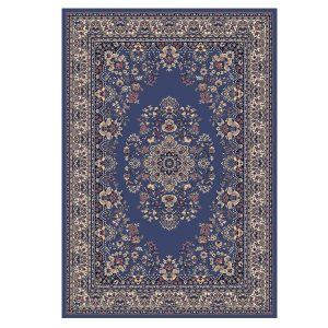 Traditional Rug Blue