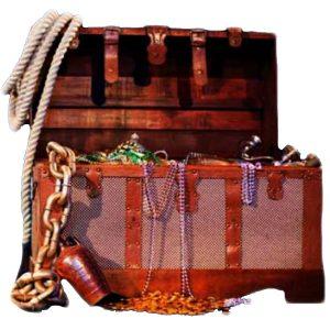 Pirate Treasure Chest