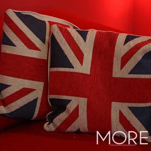 Union Jack Cushions