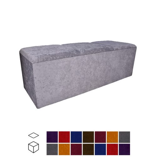 Velour Touch Bench Seat