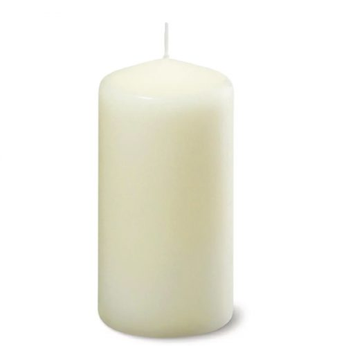 Wax Pillar Candle