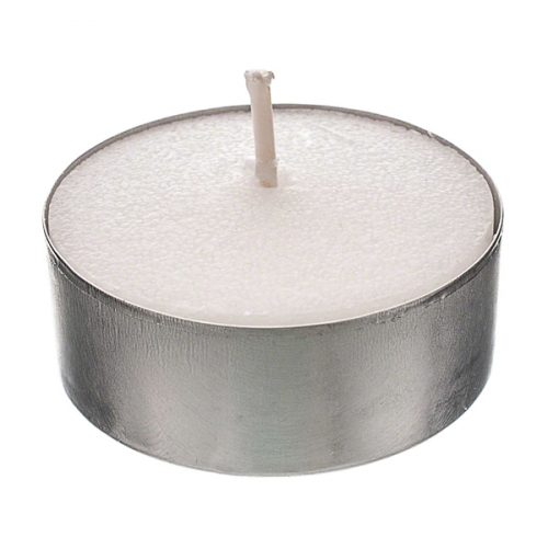 Wax Tea Light Candle