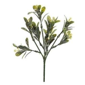 White Mistletoe Sprig Small