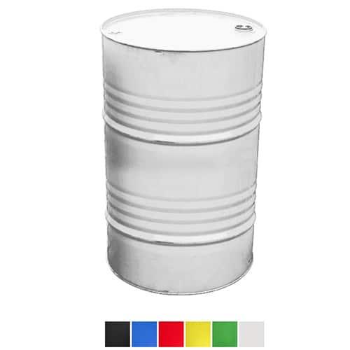 Oil Drum Poseur Table