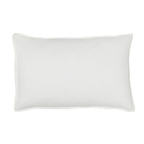 Rectangular White Cushion