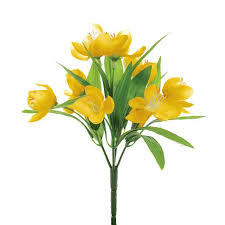 Yellow Flower Sprig
