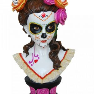 Day of the Dead Bust
